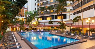 York Hotel (Sg Clean) - Singapore - Bể bơi