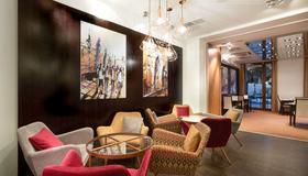 Clarion Hotel Prague City - Prague - Lounge