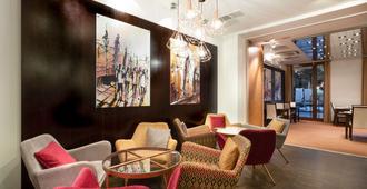 Clarion Hotel Prague City - Prag - Lounge