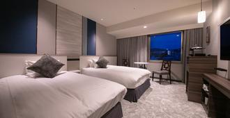 Hotel Jal City Nagasaki - נגאסאקי - חדר שינה