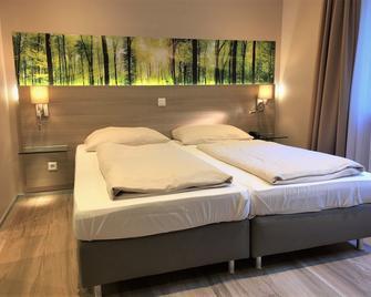 Hotel Scheid - Schriesheim - Спальня