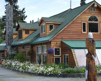 Summit Lake Lodge - Moose Pass - Building