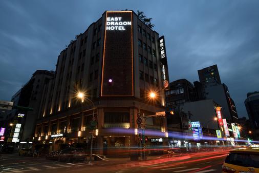 East Dragon Hotel - Taipei - Rakennus