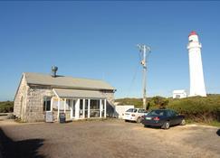 Cape Nelson Lighthouse - Portland - Edifício