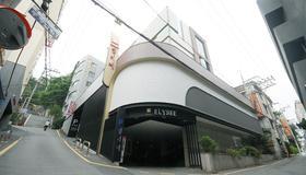 Elysee Hotel - Μπουσάν - Κτίριο