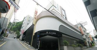 愛麗舍酒店 - 釜山 - 建築