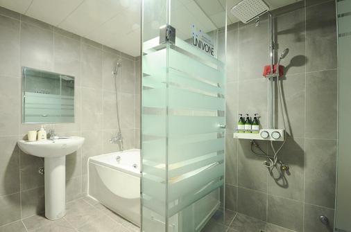 Elysee Hotel - Busan - Kylpyhuone