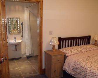 disabled friendly ground floor room in traditional old welsh farmhouse - Bala