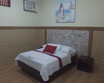 Hotel Luar - David - Slaapkamer