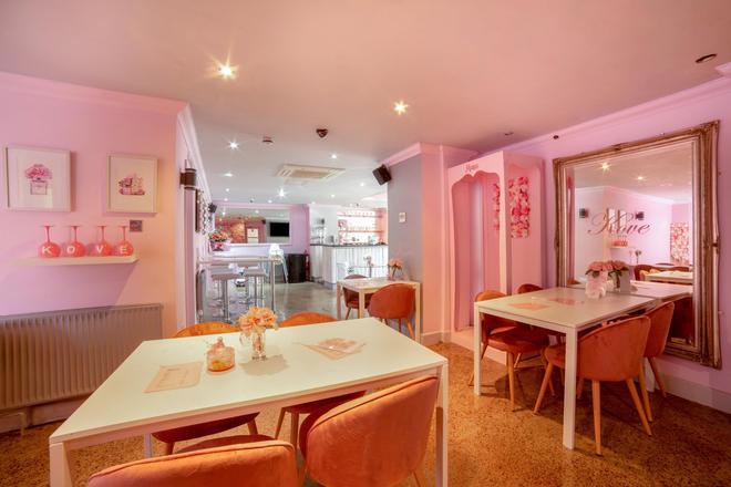 OYO Kingsley Hotel - Bournemouth - Nhà hàng