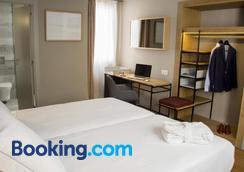萬邵科隆46飯店 - 瓦倫西亞 - 臥室