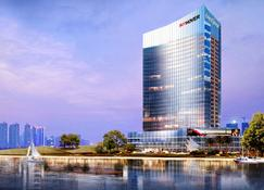Howard Johnson by Wyndham Xiangyu Plaza Linyi - Linyi City - Building