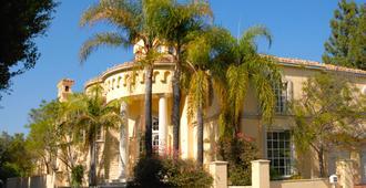 The Stradella Court Mansion - Los Angeles - Gebäude
