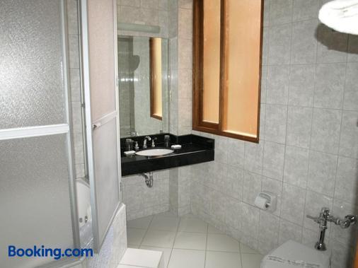 奎爾他尼酒店 - 普諾 - 普諾 - 浴室