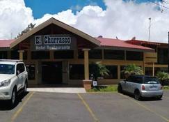 El Churrasco Hotel y Restaurante - Poasito - Building
