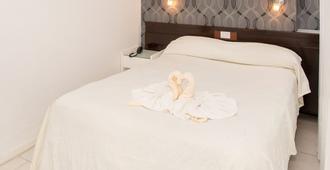 Estocolmo Hotel - מאר דל פלטה - חדר שינה