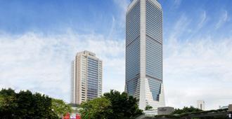 Crowne Plaza Guangzhou City Centre - Cantón - Vista del exterior