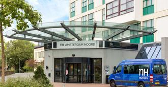 NH Amsterdam Noord - Am-xtéc-đam - Toà nhà