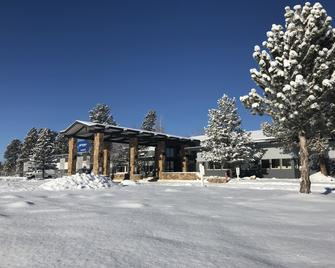 Pagosa Lodge - Pagosa Springs - Building