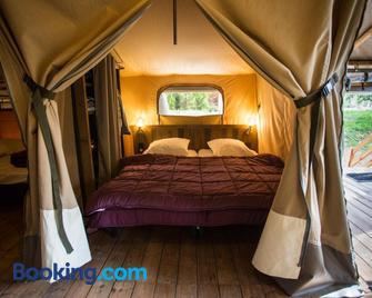 Camping du Garlaban - Aubagne - Schlafzimmer