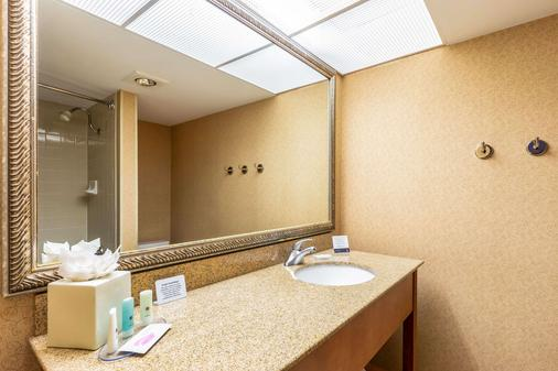 Clarion Inn and Suites Central I-44 - Tulsa - Phòng tắm