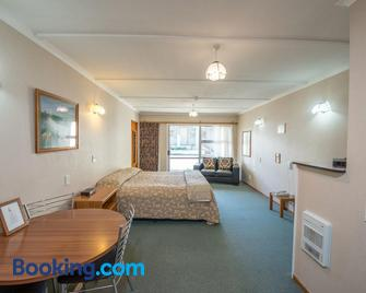 Amber Court Motel - New Plymouth - Bedroom