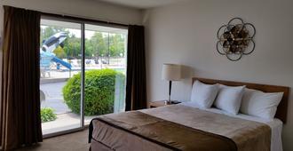 Surfside Motel - ווינסקונסין דלז - חדר שינה