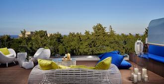 Rodos Park Suites & Spa - Rhodes - Bar