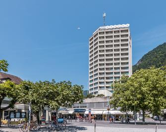 Metropole Swiss Quality Interlaken Hotel - Interlaken - Building