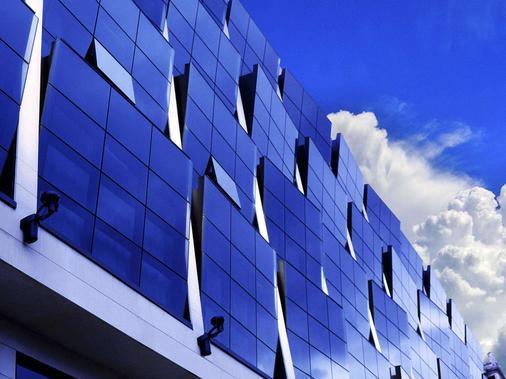 Gran Hotel Domine Bilbao - Bilbao - Rakennus