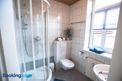 Pension Friedrichshof - Gera - Bathroom