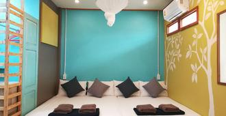 60 Bluehouse - Hostel - Chiang Mai - Bedroom