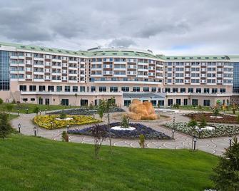 Safran Thermal Resort - Sandikli - Edificio