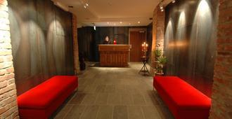 Hotel Hellsten - Estocolmo - Lobby