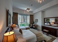 Marina Hotel Apartments - Dubai - Bedroom