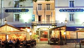 Hôtel De L'univers - Saint-Malo - Gebouw