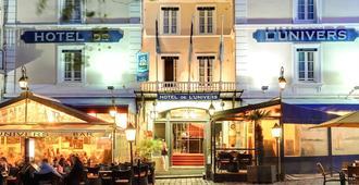 Hotel De L'univers - סן מאלו - בניין
