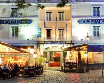 Hôtel De L'univers - Saint-Malo - Building