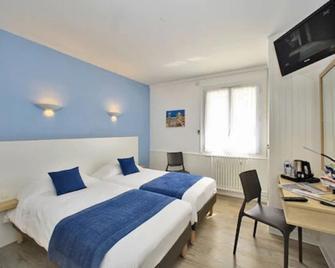 Hotel Les Dunes - La Tranche-sur-Mer - Slaapkamer