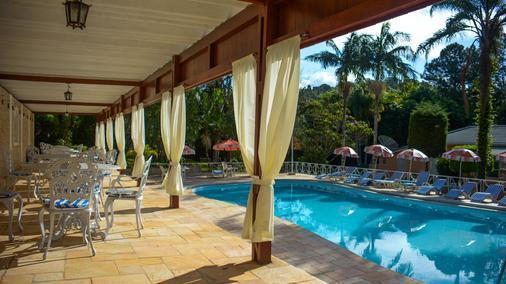 Biazi Paradise Hotel - Serra Negra - Pool