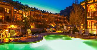 Majestic View Lodge At Zion National Park - Springdale - Piscina