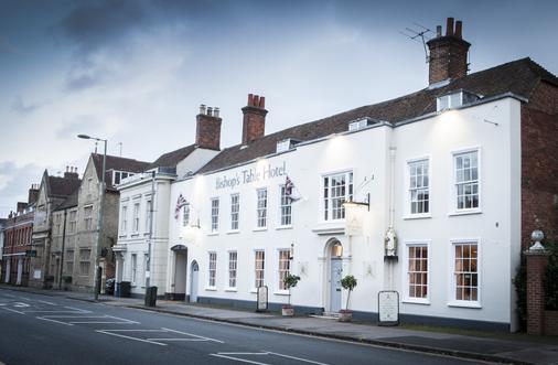 Bishops Table Hotel - Farnham - Gebäude