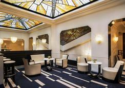 Hôtel Mercure Paris Opéra Faubourg Montmartre - París - Sala de estar