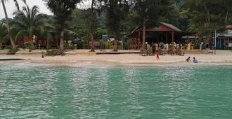Samudra Beach Chalet - Pulau Perhentian Besar
