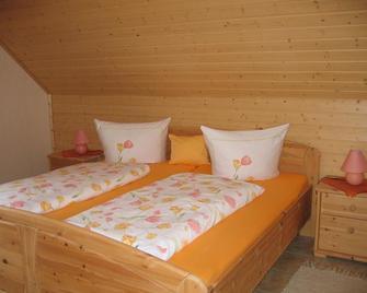 Double room shower / WC - Gasthaus Weiler - Meerfeld