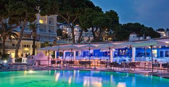 Grand Hotel Quisisana - Capri - Svømmebasseng