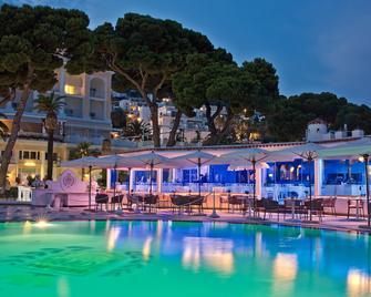 Grand Hotel Quisisana - Capri - Piscina