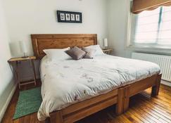 Innata Casa Hostal - Punta Arenas - Bedroom