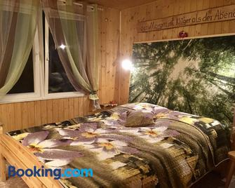 Haus Trollblümchen am Wald und See - Neuruppin - Bedroom