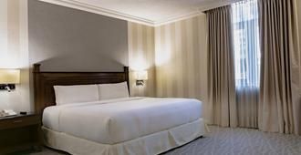 Gamma de Fiesta Americana Monterrey Gran Hotel Ancira - מונטרי - חדר שינה